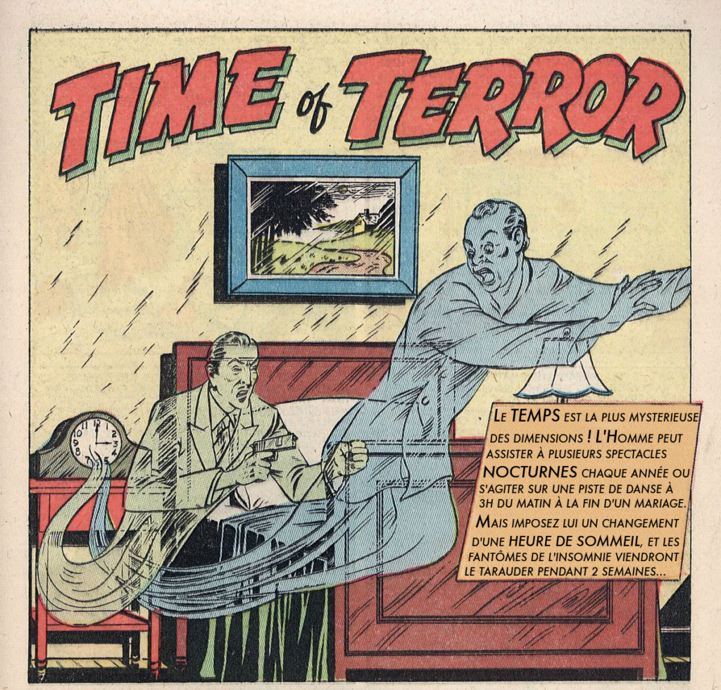 Fantômes Time of terror